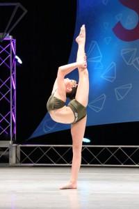 Showbiz Academy of Dance Solo Lexi Morris