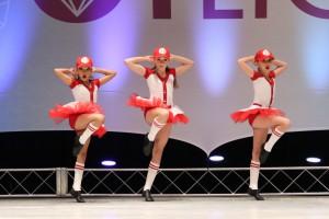 Showbiz Academy of Dance Beautiful Day for a Ballgame Junior Team