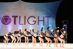 Showbiz Academy of Dance Castle Junior Team