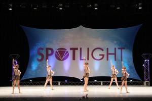 Showbiz Academy of Dance Seize the Day Junior Team