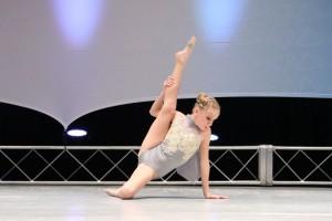 Showbiz Academy of Dance Junior Soloist Brooklynn Dyer